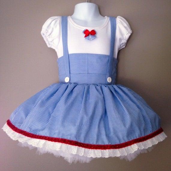 Kids Dorothy Dorothy Costume Wizard of Oz Dorothy Costume