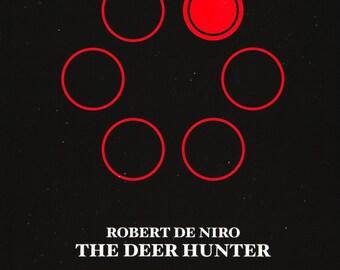 The DEER HUNTER Movie Poster 1978 Robert DeNiro RARE
