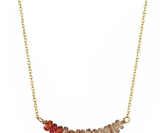 Will You Power Me Cluster Necklace