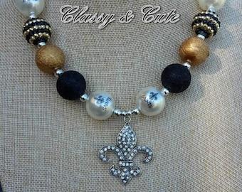 Saints Chunky Necklace