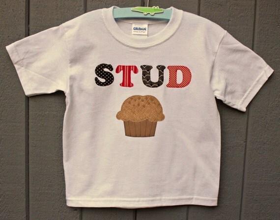 Valentine's Day Stud Muffin Tee