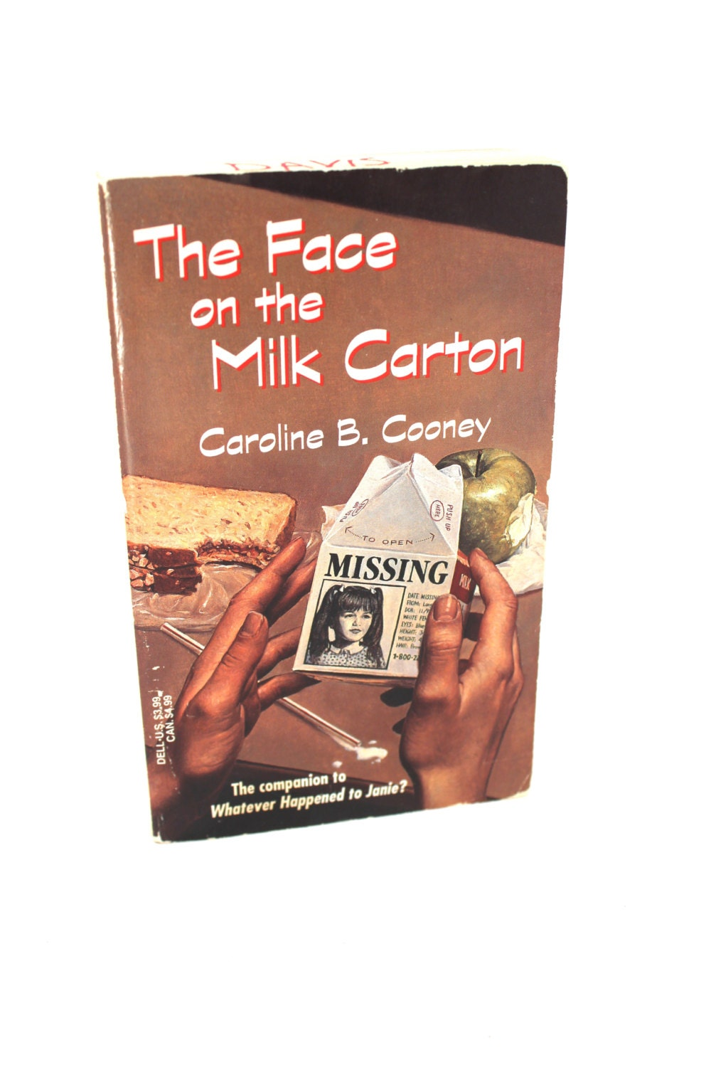 the face on the milk carton Buy, download and read the face on the milk carton ebook online in epub format for iphone, ipad, android, computer and mobile readers author: caroline b cooney isbn: 9780307567505 publisher: random house children's books no one ever really paid close attention to the faces of the missing children on the milk cartons.