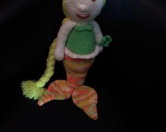 Little Mermaid multicolor isa