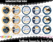 "SALE Printed - Precut: POLAR EXPRESS All Aboard Believe - 2774 - 1"" bottle cap designs - bottle cap crafts - bottle cap ideas"