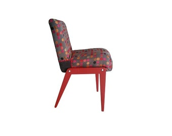 Vintage so many dots chair - PRL Style