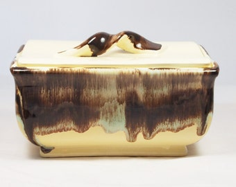 Vintage cookie box, trinket box, bonbon box, mid century