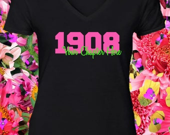 Your Chapter Here Vneck