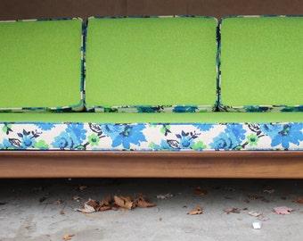 Danish made and Selig imported Kofod-Larsen designed sofa