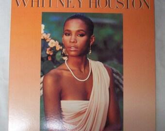 Whitney Huston Vinyl Record