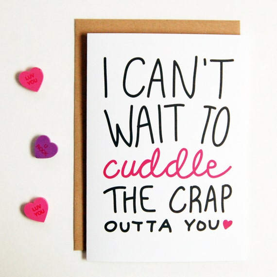 I Can 39 T Wait To Cuddle You Greeting Card Greeting Cards