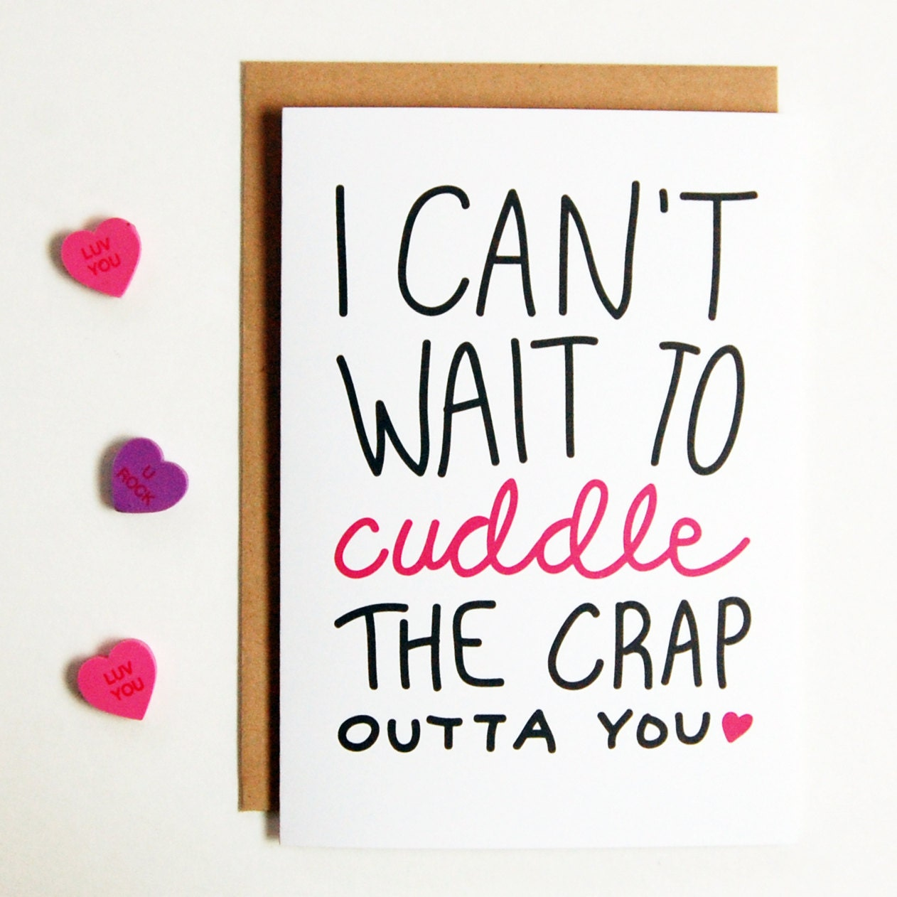 I Would Cuddle With You: I Can't Wait To Cuddle You Greeting Card Greeting Cards