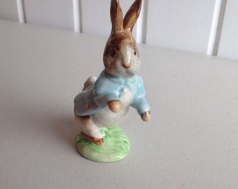 Beatrix Potter's Peter Rabbit Figurine