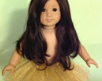 American girl doll tutu