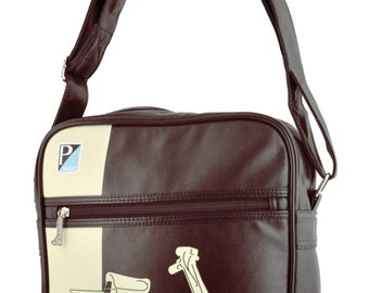 "Vespa shoulder bag/Vespa shouderbag ""Duo colore scoot Piaggio"""