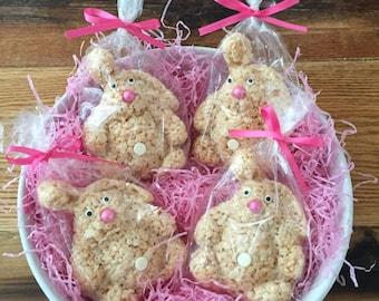 6 - Easter Bunny Rice Crispie Treats (6)