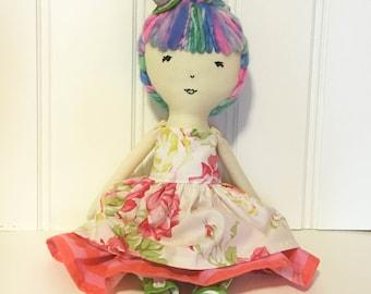 Petite Heirloom Doll No. 1