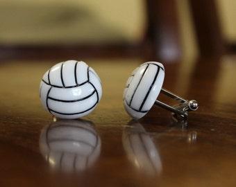 Volleyball Cufflinks