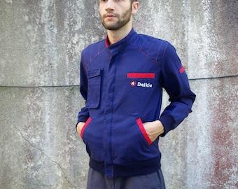 Vintage 80s utility Jacket