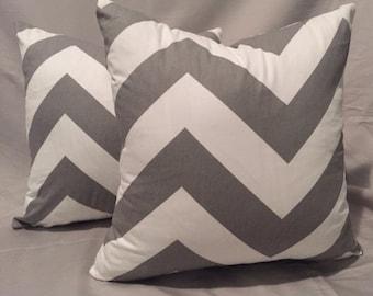 Two Decor Pillows