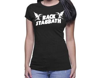 BACK STABBATH T-SHIRT