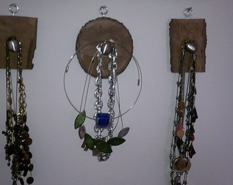 Rough Hewn Necklace Display Set
