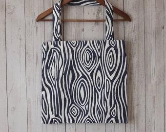 Tote Bag, Willow Tree Print