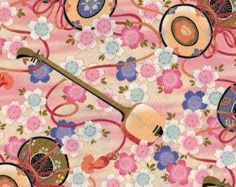 Kona Bay Fabrics -1 yd  Asian Theme