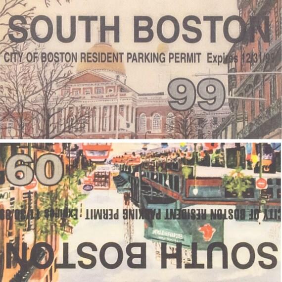 Home Decor Boston: Boston Home Decor // Boston Centerpieces // Boston Backsplash