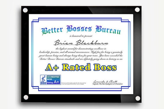 Funny bosses day gift best boss award bosss day gift funny bosses day gift best boss award bosss day gift best boss gift gift for boss awesome certificate boss lady digital print yelopaper Choice Image