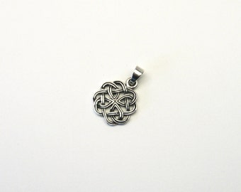 Celtic knot Celtic Silver 925 jewellery charms