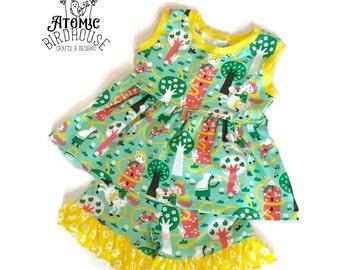 Rapunzel Shorts Set Size 2T - Toddler Shorts Set - Boutique Toddler - Summer Clothes - Boutique Girls Clothes - Girls Shorts - READY TO Ship