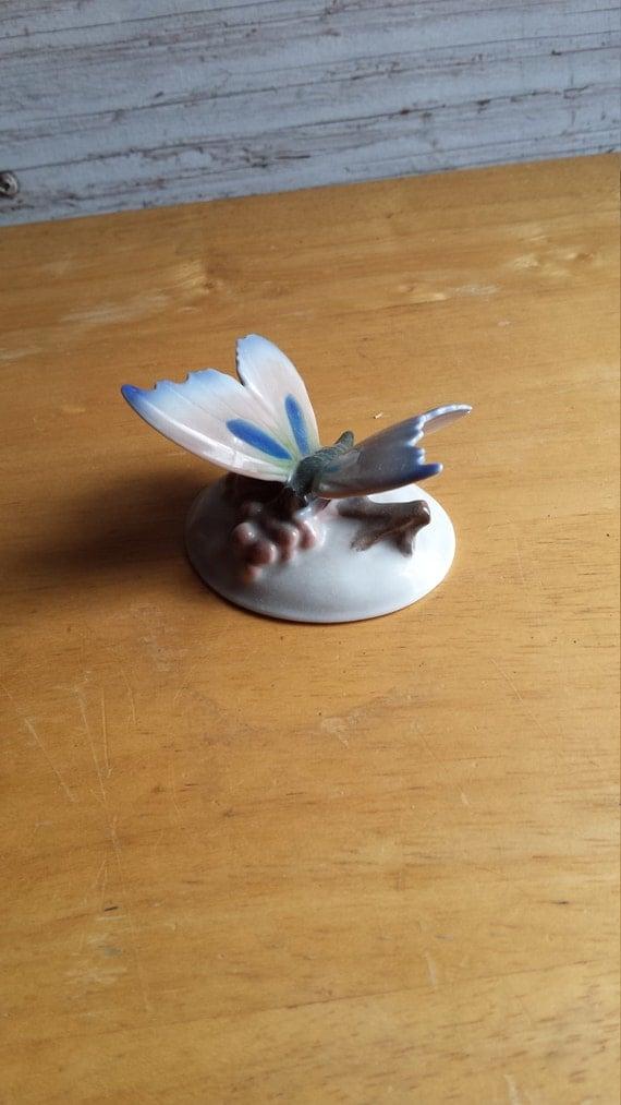 Rosenthal Bavaria Porcelain Butterfly