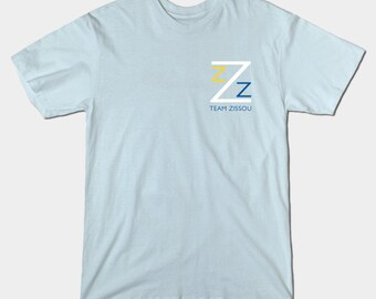 Team Zissou Pocket T-Shirt - Life Aquatic Wes Anderson Funny Shirt - Mens Womens Unisex Movie Top - XS S M L XL 2XL 3XL