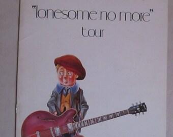 Gallagher & Lyle 1976 Lonesome no more U.K. tour, with Judie Tzuke