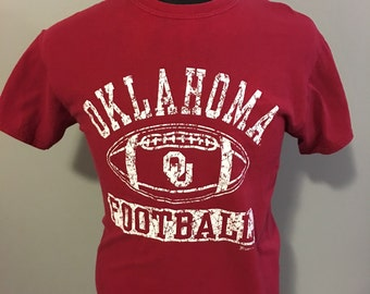 Vintage University of Oklahoma T-Shirt Medium