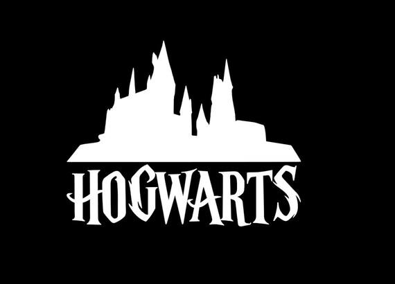 Harry potter hogwarts decal harry potter harry potter - Hogwarts decal ...