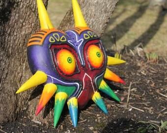 Wooden Majoras Mask Replica