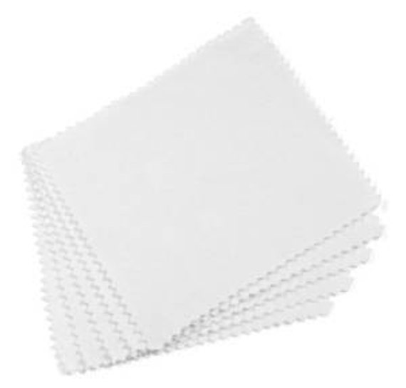 Caribbean Gem Scratch & Tarnish Remover Cloths 5 pack