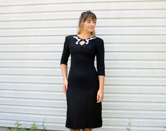 """Vintage """"June Carter"""" western and lace dress"""