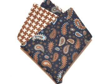 "Pocket Square ""Acceptable in the 60s"""