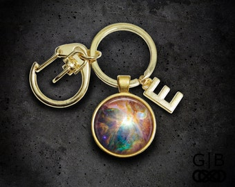 Cosmic Keychain Accessories Cosmic Keyring - Cosmo Star Keychain Accessories Star Cosmic Keychain Cosmic Stars Keyring Cosmic Accessories