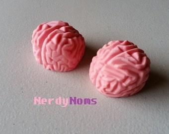 Solid Chocolate Brains, Zombie, The Walking Dead, Brraaaaaaaains
