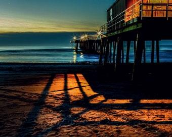 Early Morning Shadows