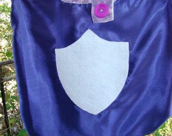 Dark Purple Cape
