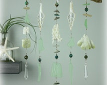 Green Sand Beach Mobile - sea foam beach glass, hawaiian beach glass