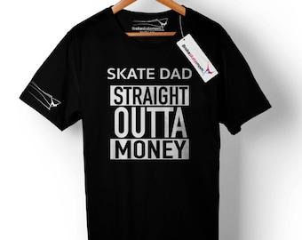 Broke Skate Dad - Straight Outta Money