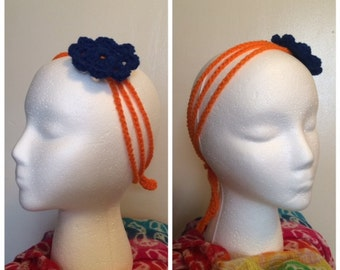 Flowered Headband