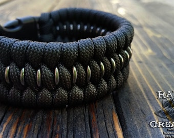 """Chainmail """"Trilobite"""" Survival Band"""