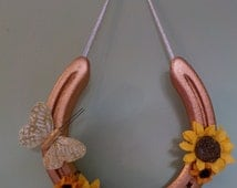 Handmade Horseshoe Gift