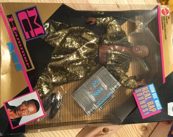 MC Hammer Action Figure with Boom Box - 1991